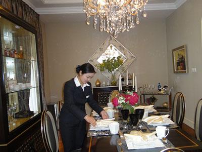 家庭管家服务